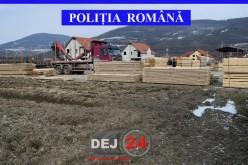 AMENDĂ uriașă pentru o firmă din Cășeiu. Ce au descoperit polițiștii – FOTO