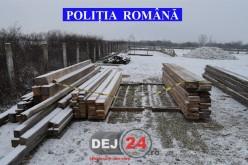 PERCHEZIȚII în județul Cluj, la MAFIA LEMNULUI