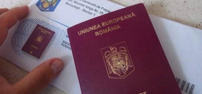 MAI: În 2016 s-au eliberat cele mai multe pașapoarte din ultimii șase ani