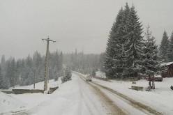 ATENȚIE ȘOFERI! Anumite sectoare de drum ar putea fi închise ca urmare a avertizărilor de ninsori și viscol prognozate