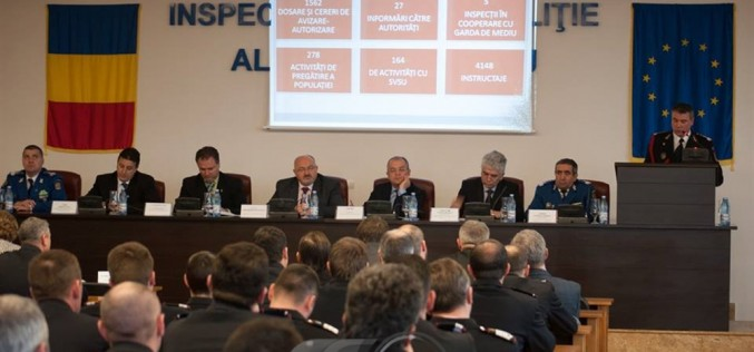 ISU Cluj, bilanțul pe anul 2015: Peste 14.000 de intervenții – FOTO