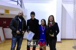 Karate WKC: Doi dejeni, premiați, la Mediaș, pentru rezultatele avute în anul 2015 – FOTO