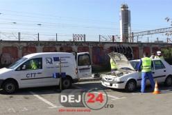 Acțiune a polițiștilor din Dej și a specialiștilor RAR Cluj în Câțcău. Ce au descoperit