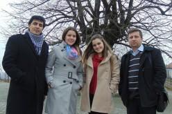 """Două eleve din Dej au participat la Concursul Național de Poezie """"Ocrotiţi de Eminescu"""" – FOTO"""