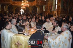 Părintele protopop Teofil Herineanu, comemorat ieri la Dej – FOTO