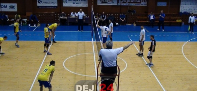 LIVE Unirea Dej – Tricolorul Ploiești 3-2. Ce victorie!! | VOLEI – FOTO/VIDEO