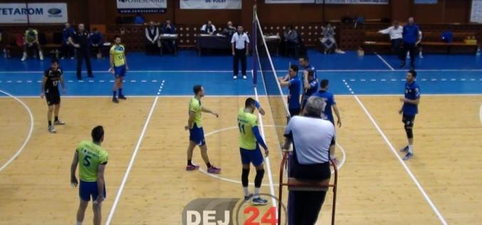 LIVE Unirea Dej – Volei Municipal Zalău 0-3 | Dejenii, ELIMINAȚI din CUPA ROMÂNIEI – FOTO/VIDEO