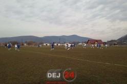 FOTBAL – AMICAL. FC Unirea Dej – LPS Satu Mare 2-1 – FOTO