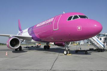 Wizz Air a sărbătorit pasagerul cu numărul 100.000 pe ruta Bucureşti – Cluj-Napoca