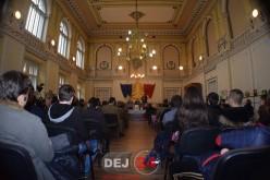 Dej – Ziua Brâncuși, marcată azi, pentru prima dată, de municipalitate – FOTO/VIDEO