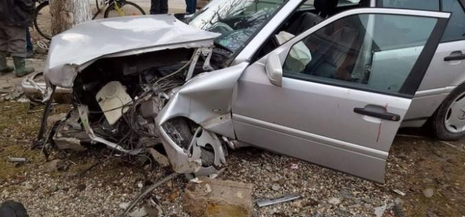ACCIDENT la Braniștea! Șoferul era și băut, și fără permis de conducere