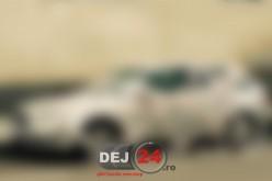 Glumă PROASTĂ? Cum și-a găsit un șofer mașina, pe o stradă din Dej – FOTO