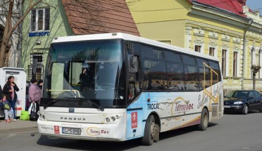 Dej – Tarifele pentru transportul public în comun RĂMÂN LA FEL – VIDEO