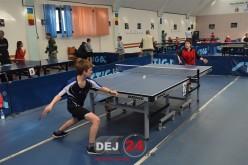 """Cupa """"Mărțișorul"""" – Tenis de masă pentru copii, astăzi, la Dej – FOTO/VIDEO"""