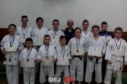 Competiție încununată de succes pentru Dinamic Dojo Dej, la Năsăud – FOTO