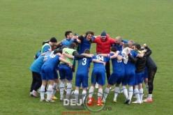 DEBUT CU DREPTUL. Unirea Jucu – FC Unirea Dej 1-2. Cum s-a scris soarta partidei