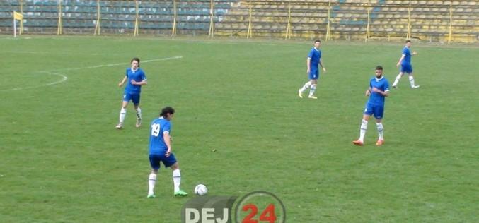Meci accesibil pentru FC Unirea Dej, astăzi, la Oșorhei