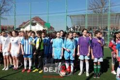 Fetele de la Școala Gimnazială Chiuiești, locul I la fotbal feminin, faza județeană – FOTO