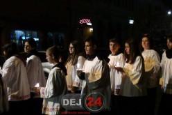 Creștinii romano-catolici din Dej au sărbătorit Învierea Domnului – FOTO/VIDEO