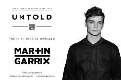 MARTIN GARRIX, pentru prima dată în România, la UNTOLD
