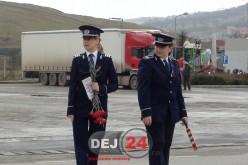 POLIȚISTELE din Dej au avut, de 1 martie, o SURPRIZĂ pentru șoferii aflați în trafic – FOTO/VIDEO