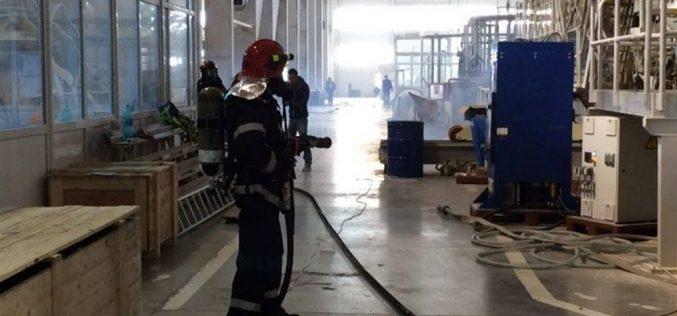 ISU CLUJ: Șanse pentru tinerii care doresc să devină pompieri