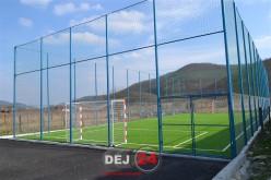 Șomcutul Mic are teren de minifotbal – FOTO/VIDEO
