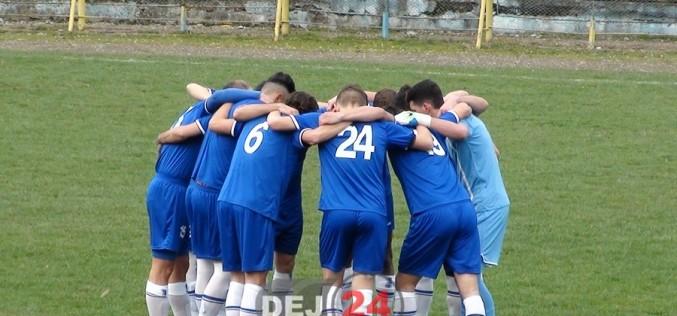 CRONICĂ. FC Unirea Dej a învins CS Iernut, scor 2-0. Dejenii au controlat meciul – GALERIE FOTO/VIDEO