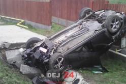 Accident MORTAL în Ileanda. Un bărbat a murit în noaptea de Înviere – FOTO