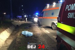Accident MORTAL în Ileanda. O bătrânică și-a găsit sfârșitul pe șosea – FOTO/VIDEO