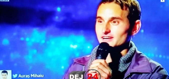 """Un personaj extrem de cunoscut în Dej și-a făcut apariția la """"Românii au talent"""" – FOTO/VIDEO"""
