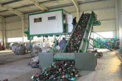 Lucrările de construcție a stației de transfer deșeuri de la Gherla, finalizate