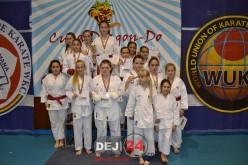 Sportivii CS Budokan Ryu, 16 medalii la Cupa Dragon Do Târgu Mureș – FOTO