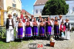 Grupul folcloric al Școlii Gimnaziale Chiuieşti, din nou pe pe scenă, la Cluj-Napoca – FOTO
