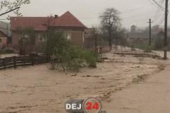 Ședință EXTRAORDINARĂ a Comitetului pentru Situații de Urgență Cluj. Tema discuției – Inundațiile de la Dej