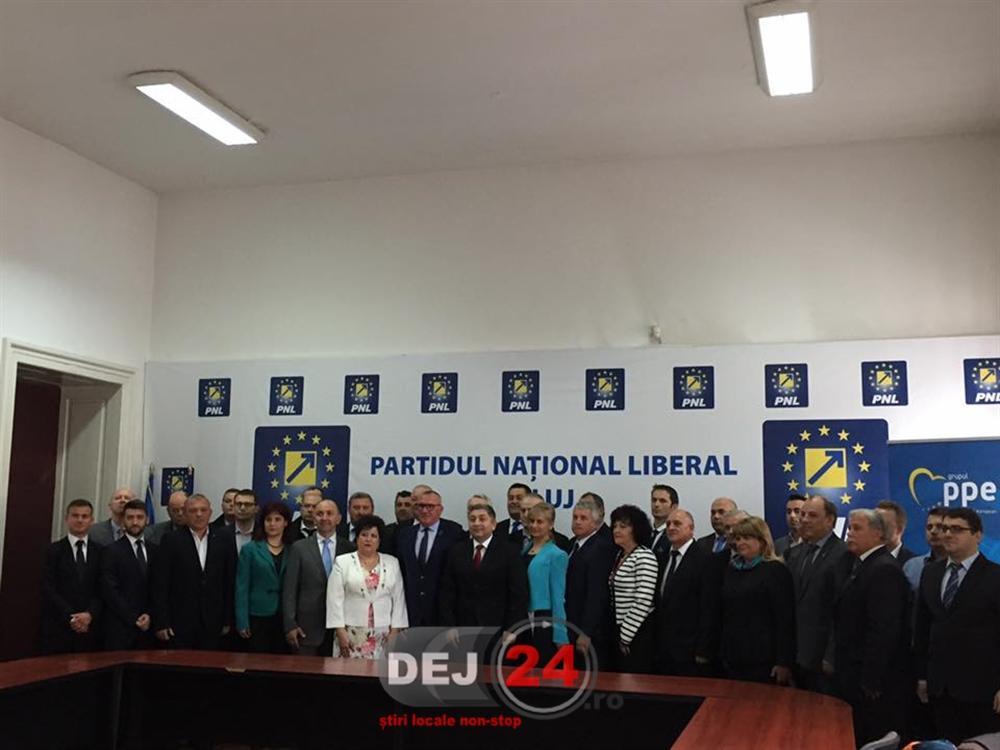 PNL candidatura CJ Cluj alegeri locale (1)