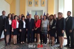 Morar Costan (PSD Dej) și-a depus candidatura pentru un nou mandat – FOTO/VIDEO