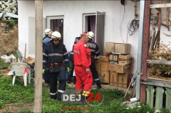 Scandal pe o stradă din Dej. O femeie a ajuns la spital – FOTO