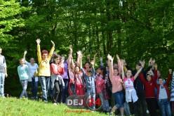 Școala Altfel: Elevii Şcolii Gimnaziale din Chiuieşti iubesc şi protejează natura – FOTO