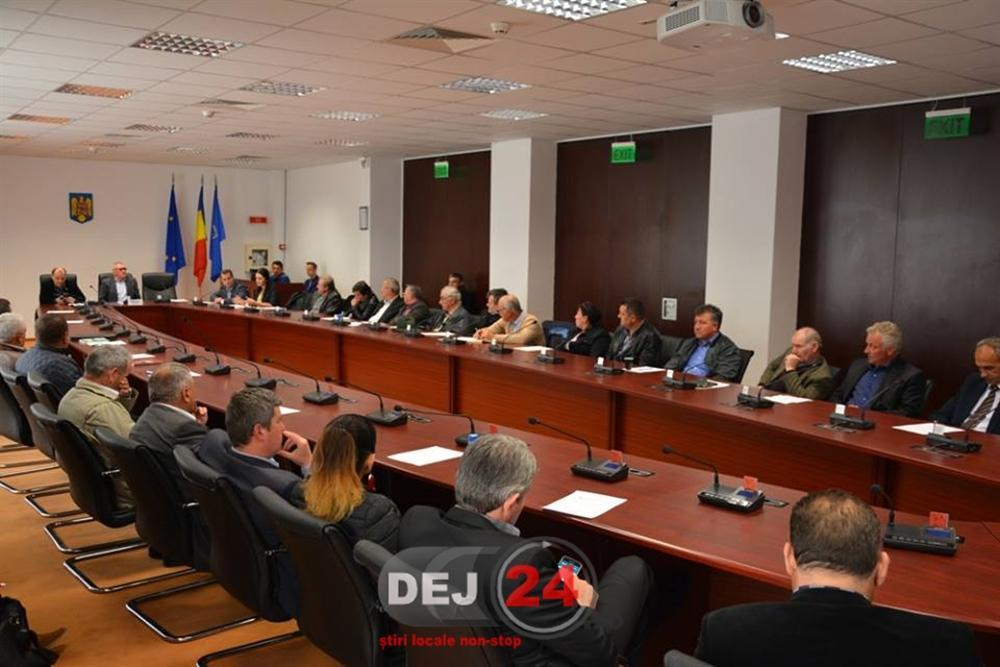 Sedinta Consiliul Judetean Cluj (1)