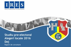 Dej | REZULTATE SONDAJ IRES: Pe cine ar alege dejenii să ocupe funcția de primar?