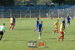 FC Unirea Dej – FC Zalău, mâine, pe Stadionul Municipal