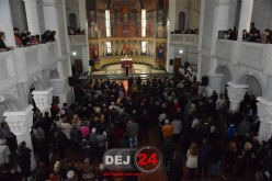 Concert de pricesne – Biserica Ortodoxă III Dej, neîncăpătoare pentru credincioși – FOTO/VIDEO