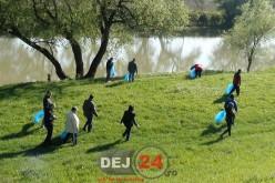 Municipiul Dej participă la Ziua Curăţeniei Naţionale