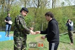"""Jurnalist Dej24.ro, locul I la """"Cupa Presei la Tir"""" – GALERIE FOTO"""