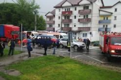 TRAGEDIE între Dej și Bistrița! O persoană și-a pierdut viața și alte șapte au fost rănite – FOTO