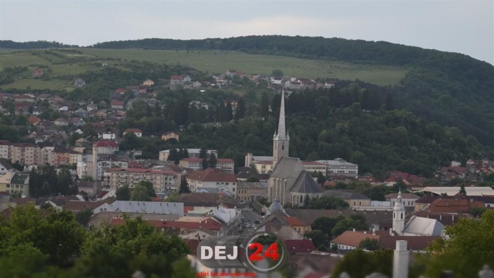 Belvedere municipiul Dej