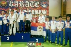 CS Budokan Ryu, 9 medialii la Campionatul Balcanic de Karate WUKF – FOTO
