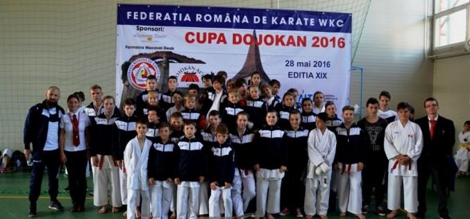 Karate | Șase medalii pentru CS Budokan Ryu la Cupa Dojokan WKC – FOTO