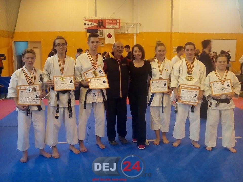 Campionatul Național de Karate Kogaion pentru Cadeți, Juniori, Tineret și Seniori (1)